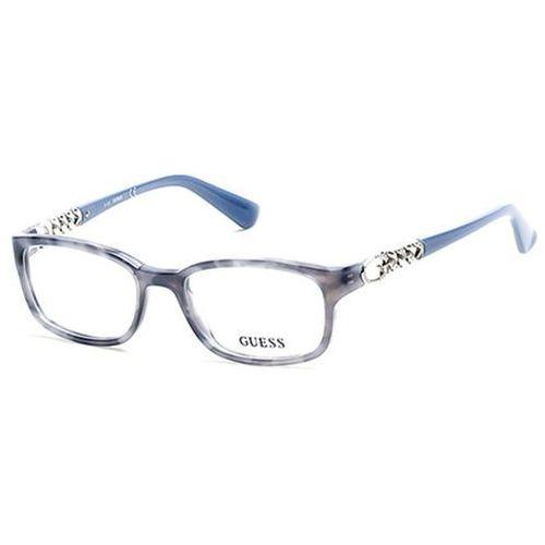 Okulary Korekcyjne Guess GU 2558 092