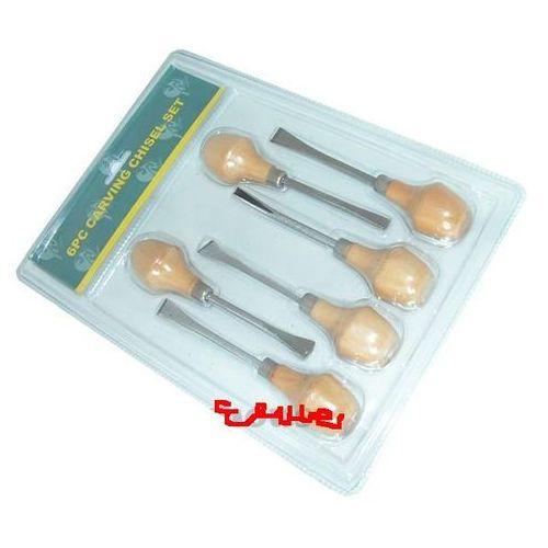 DŁUTA RYLCE DO DREWNA kpl 6szt, towar z kategorii: Pozostałe narzędzia ręczne
