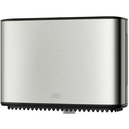 Tork Dozownik do papieru toaletowego w roli mini-jumbo stalowy