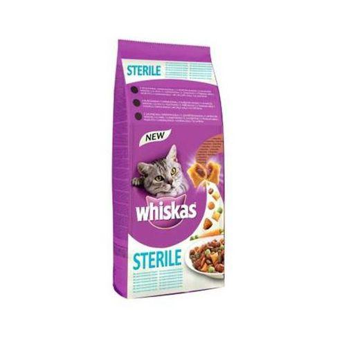 WHISKAS Sterile 14kg + DREAMIES Snacky Mouse 60g z zabawką GRATIS!!! (5900951238055)