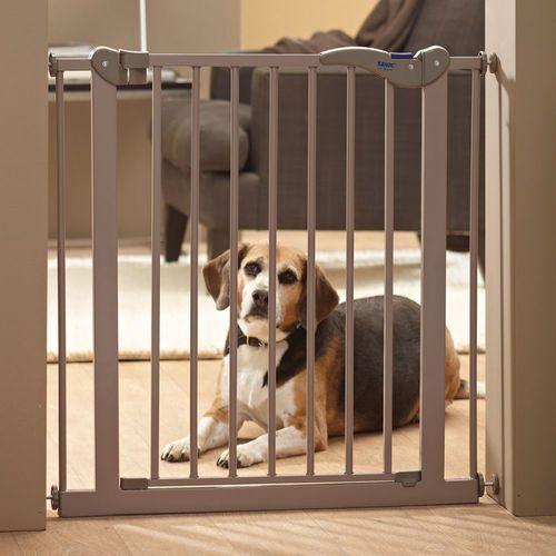 Bramka ograniczająca Savic Dog Barrier 2 - Wysokość 107 cm, szerokość 75 - 84 cm, PSAV001