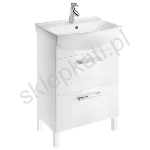 CERSANIT MELAR Szafka 60 po umywalkę Cersania New S614-003 (5907720661908)