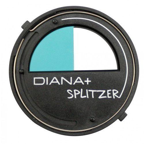 LOMOGRAPHY nakładka Diana + Splitzer
