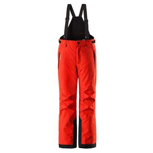 Reima Spodnie narciarskie  reimatec® wingon płomienna czerwień (flame red)