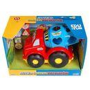 Edu&Fun Pojazd z klockami - betoniarka