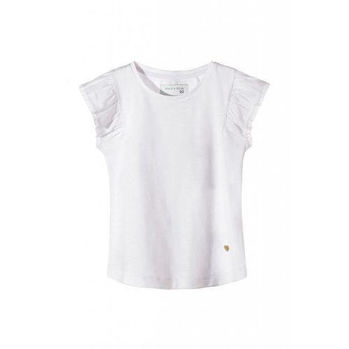 T-shirt dziewczęcy 100% bawełna 3i3414 marki 5.10.15.
