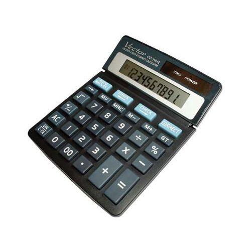 Kalkulator VECTOR CD-1181II. Najniższe ceny, najlepsze promocje w sklepach, opinie.