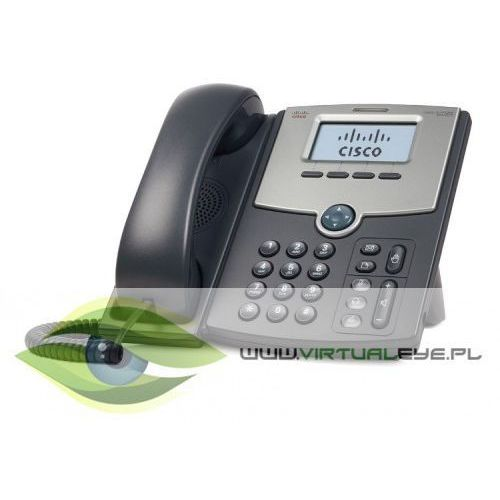 telefon ip 1-line poe pcport displ spa502g marki Cisco