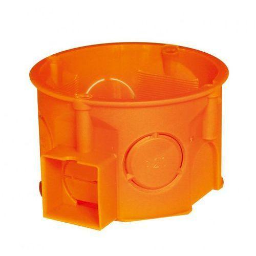 Puszka podtynkowa Simet 60mm pomarańczowa S 60KF 33054008, 33054008