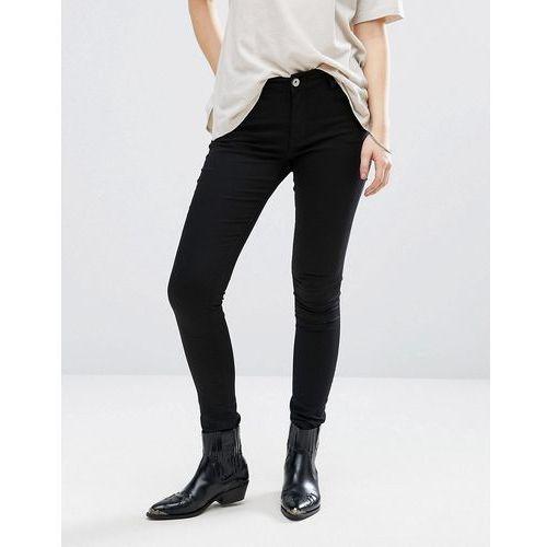 Brave Soul Skinny Jeans - Black, skinny