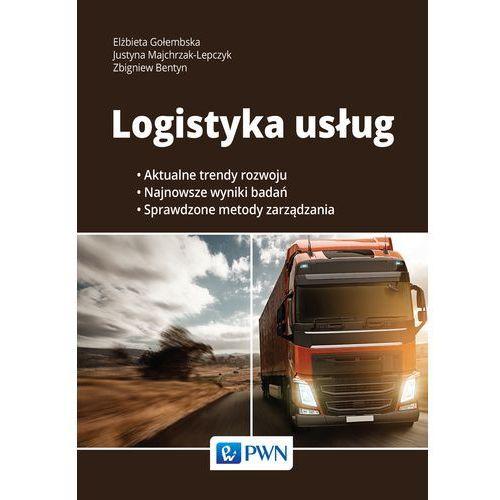 Logistyka usług - Dostawa 0 zł (9788301190934)