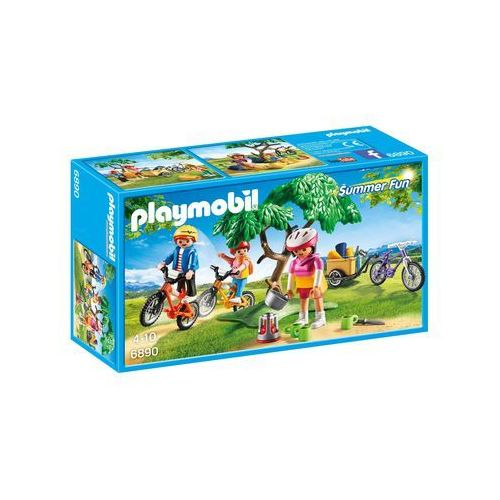 Playmobil FAMILY FUN Wycieczka rowerowa 6890