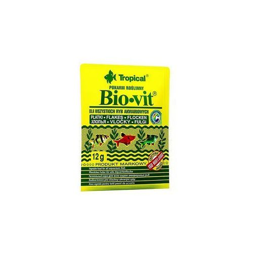 Tropical Bio-Vit torebka 12g (5900469744116)