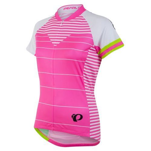 Pearl Izumi Select LTD - damska koszulka rowerowa (różowo-biały)