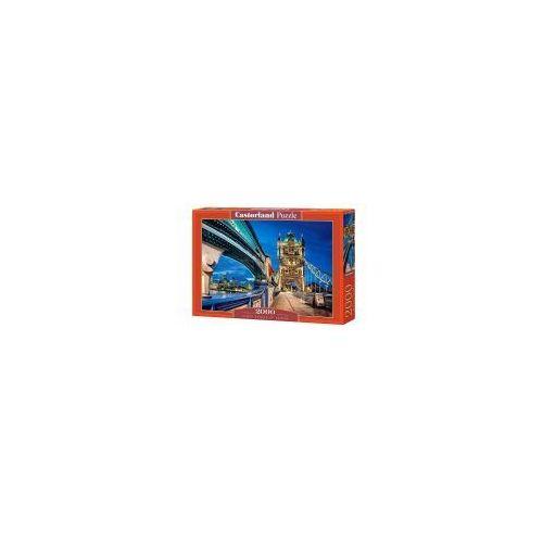2000 EL. Tower Bridge, Londyn - Poznań, hiperszybka wysyłka od 5,99zł!