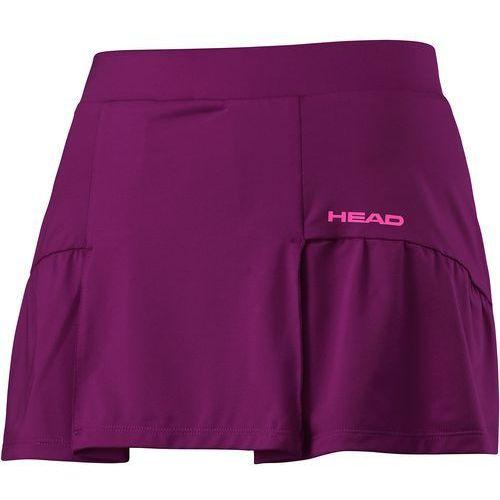 spódniczka tenisowa club basic skort w purple xs marki Head