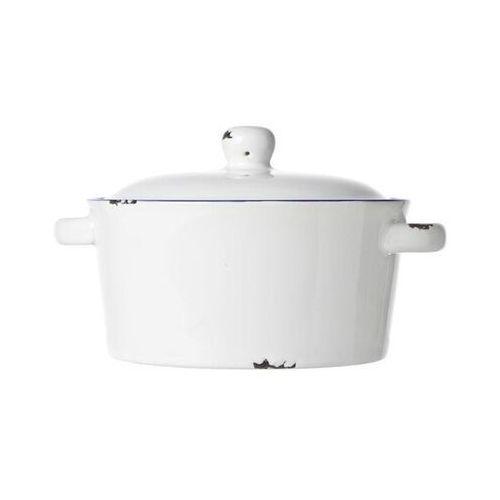 Naczynie na zupę z pokrywką antoinette 13.4x16.5 cm marki Fine dine