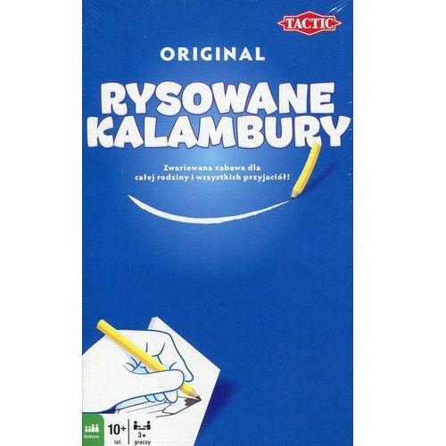 Gra Rysowane Kalambury, podróżna