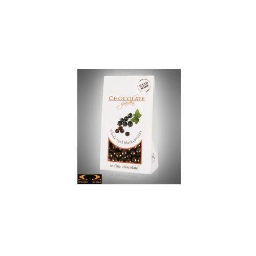 Czarna porzeczka w czekoladzie 100g kartonik (czekolada, bombonierka)