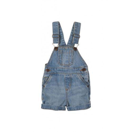 Ogrodniczki niemowlęce jeansowe 5N38A2