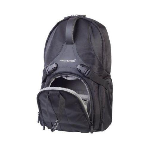 Plecak ARKAS BP-03 Czarny