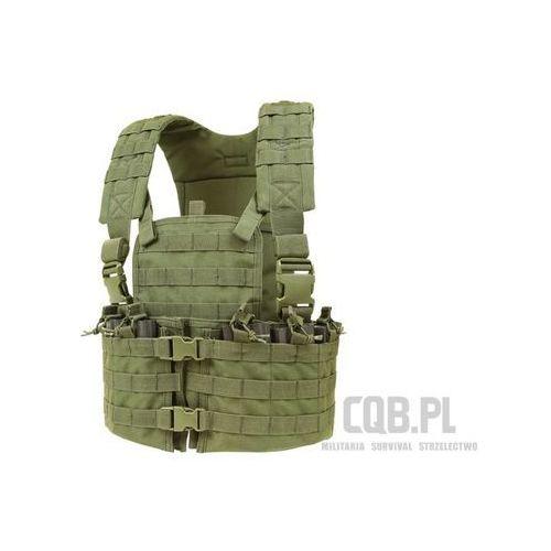 Kamizelka taktyczna Condor Modular Chest Set Zielona CS-001