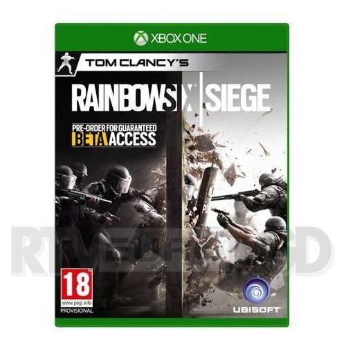Tom Clancy's Rainbow Six Siege (Xbox One) - OKAZJE