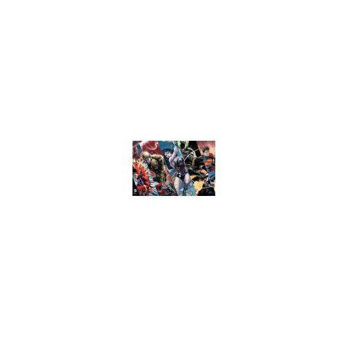 Gf Justice league liga sprawiedliwych bohaterowie - plakat