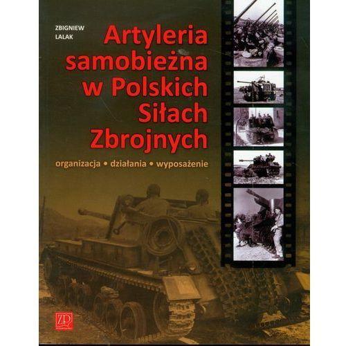 Artyleria Samobieżna w Polskich Siłach Zbrojny, oprawa kartonowa