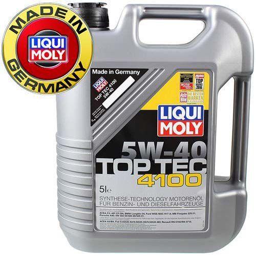Liqui Moly® 9511 Top Tec 4100 5W-40 - Olej Silnikowy | 5 l.