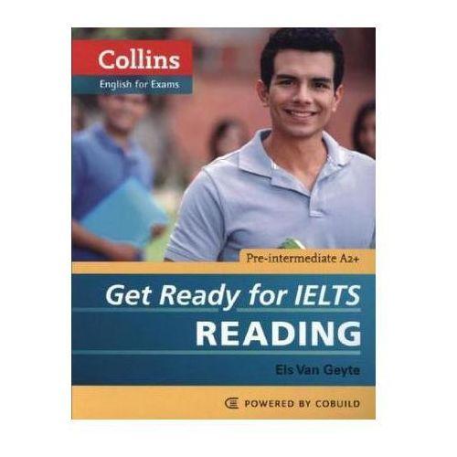 Get Ready for IELTS Reading + CD. Pre-Intermediate A2+ (136 str.)