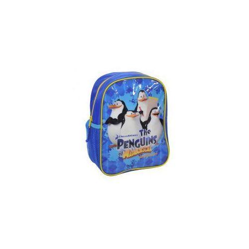 Plecaczek plecak PINGWINY Z MADAGASKARU PME-303