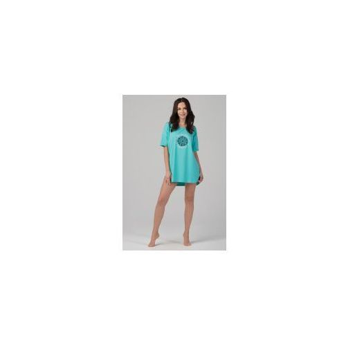 Bawełniana koszula nocna sal-nd-2023 marki Rossli