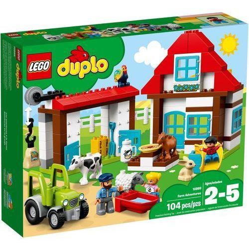 Lego DUPLO Przygody na farmie farm adventures 10869. Najniższe ceny, najlepsze promocje w sklepach, opinie.