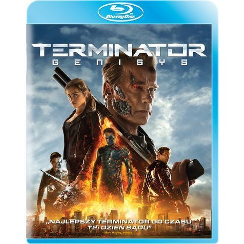 Terminator: Genisys (BD)