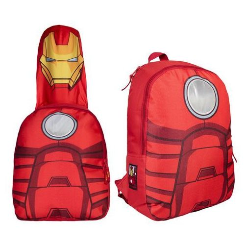 Plecak z kapturem Avengers 41 cm (8427934787272)