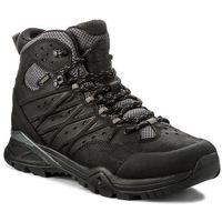 Trekkingi - hedgehog hike ii mid gtx gore-tex t92yb4ku6 tnf black/graphite grey marki The north face
