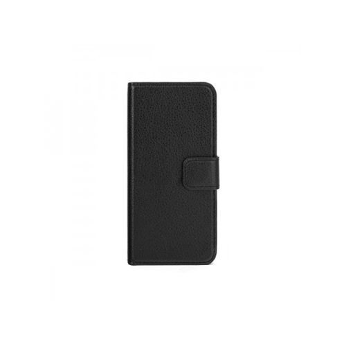 Pokrowiec XQISIT Slim Wallet Case for iPhone 5/5S black, 15094