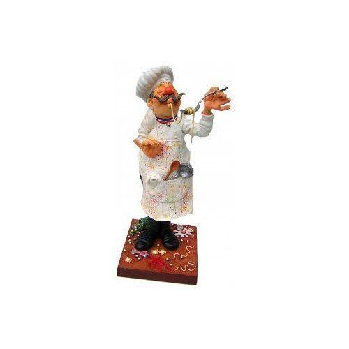 Figurka kucharz - guilermo forchino marki Guillermo forchino