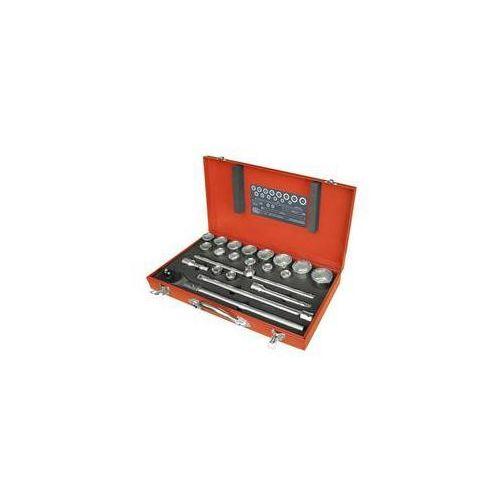 Zestaw głowic EXTOL PREMIUM 8818350 Pomarańczowy