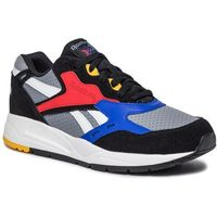 Buty Reebok - Bolton Essential Mu DV8756 Black/Cold Grey/Acid Blue, w 2 rozmiarach