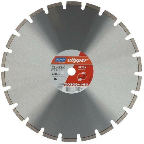 NORTON CLIPPER Classic Beton Concrete 450mm/25,4mm TARCZA DIAMENTOWA 70184626874