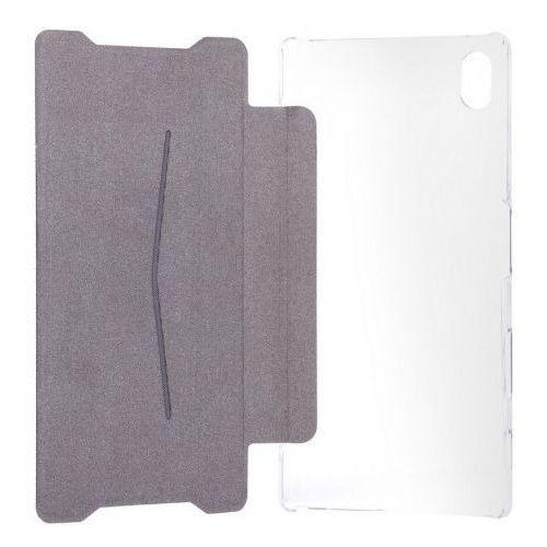 Etui XQISIT do Sony Xperia Z5 Adour Biały + Zamów z DOSTAWĄ JUTRO! - sprawdź w wybranym sklepie