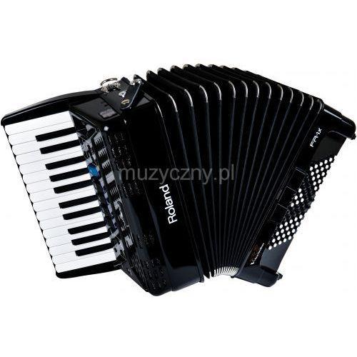 fr 1 x black akordeon cyfrowy marki Roland