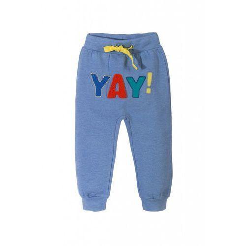 5.10.15. Spodnie dresowe niemowlęce 5m3305 (5902361254366)