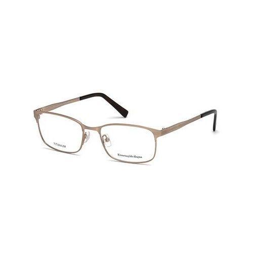 Okulary Korekcyjne Ermenegildo Zegna EZ5049 028