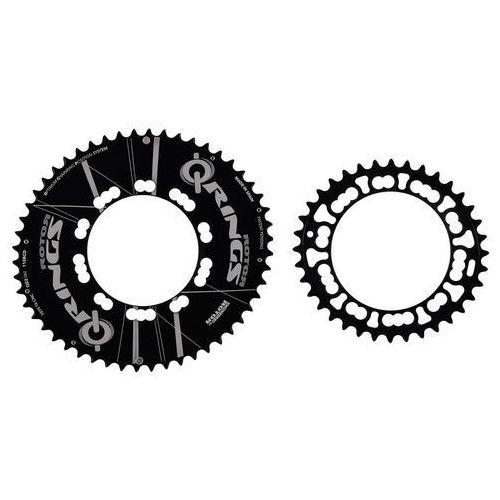 Rotor Q-Rings 110 BCD Aero Road Zębatka rowerowa Set 50/36 czarny 2017 Zębatki przednie (4052406135561)