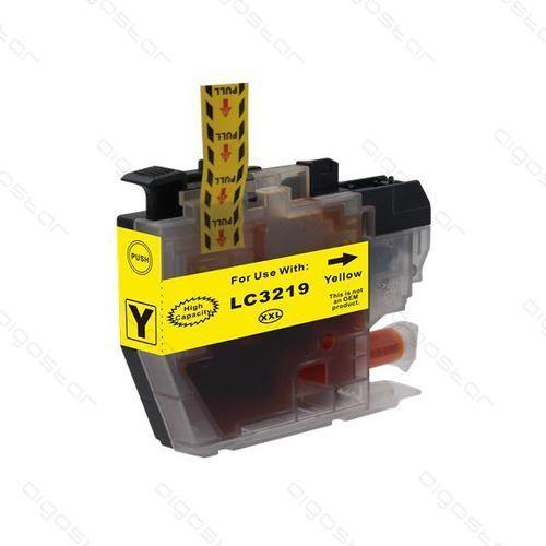 zastępczy atrament Brother [LC-3219XLY] yellow, Z-LC3219XLY