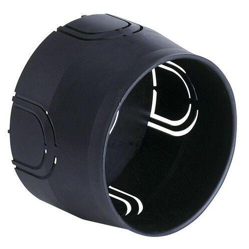 Puszka montażowa podtynkowa ø 60mm czarna marki Vimar