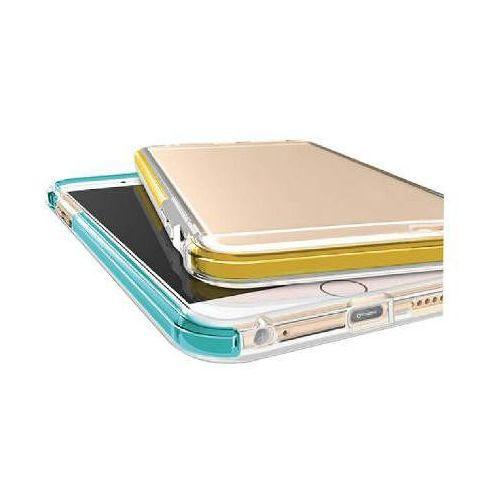 Etui Azzaro T Color Line 3w1 iPhone 5 Czarny/Złoty/Niebieski (8591194077579)